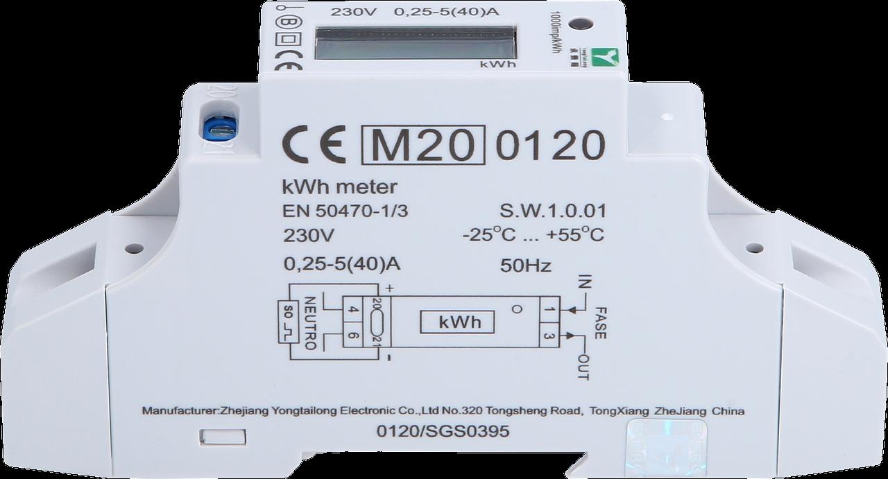 efuturo® electricity meter