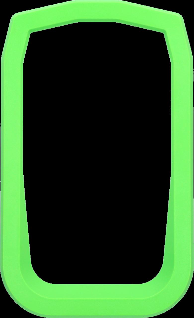 efuturo® Abdeckrahmen für Wallbox, grün